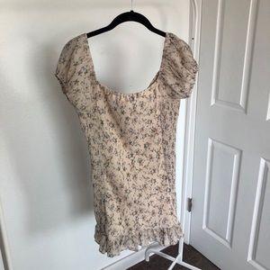 Windsor Dresses - Smocked floral dress